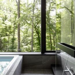 TB山荘 (浴室)