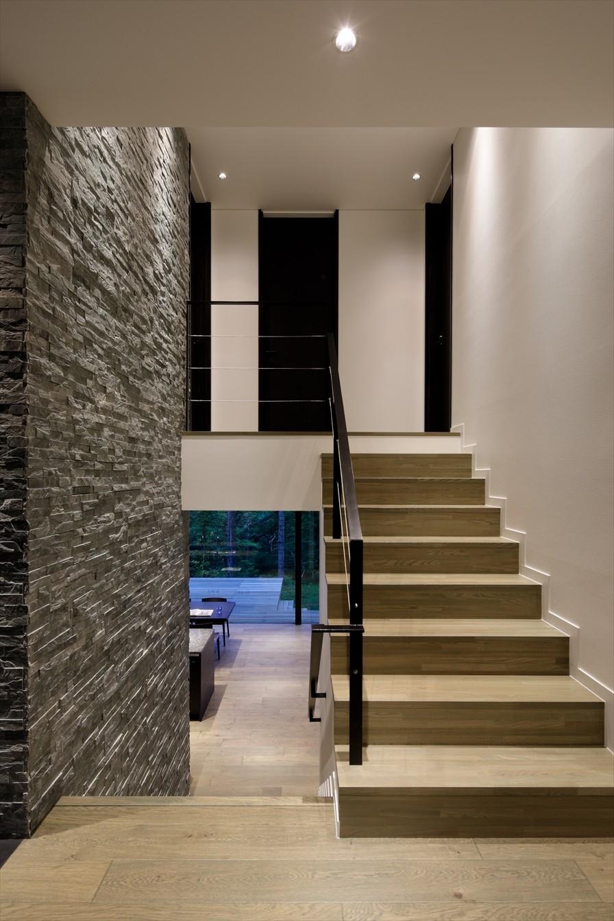 TB山荘 (階段)