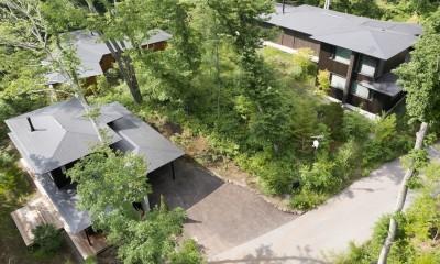 TB山荘 (外観)