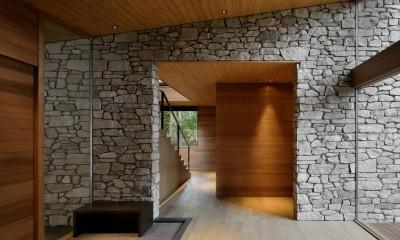 FT山荘 (玄関)