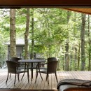FT山荘の写真 テラス