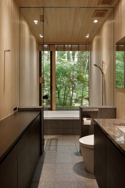 浴室 (FT山荘)