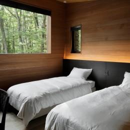 FT山荘 (寝室)