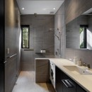 HK山荘の写真 洗面所