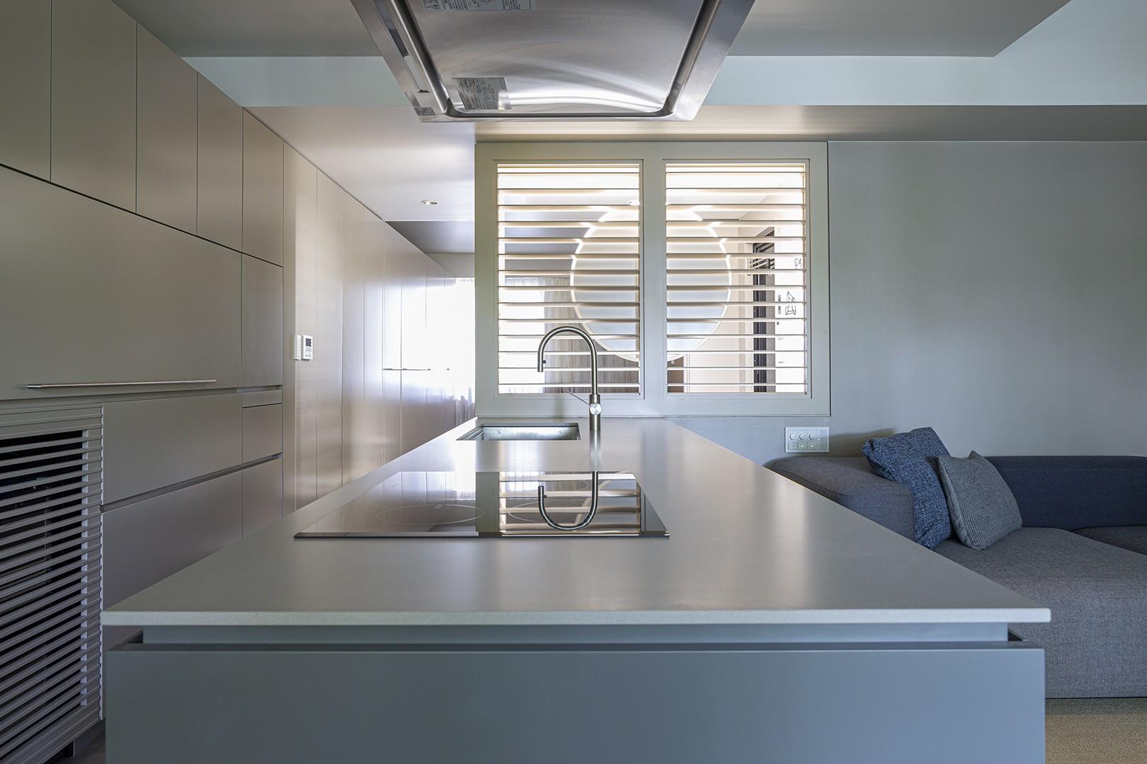 キッチン事例:kitchen(W house)
