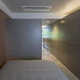 W house (bed room)