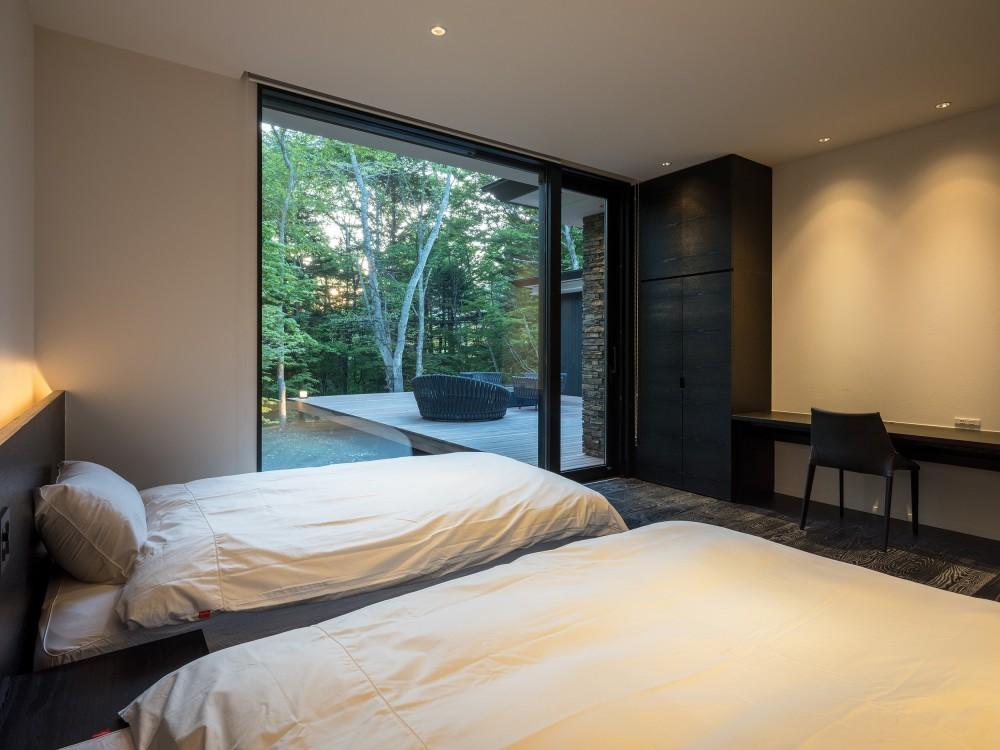 OH山荘 (寝室)