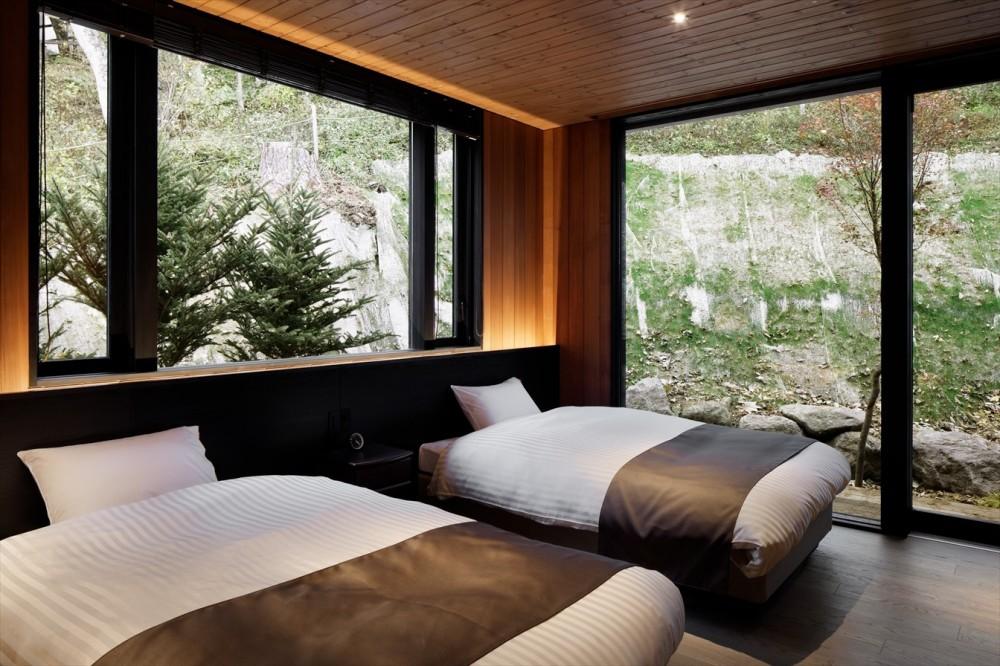 23B山荘 (寝室)