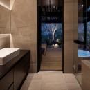 23B山荘の写真 洗面所
