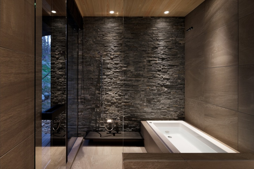 23B山荘 (浴室)