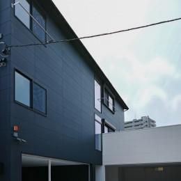 武蔵浦和の家 (外観)