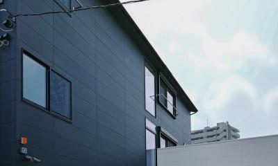 武蔵浦和の家