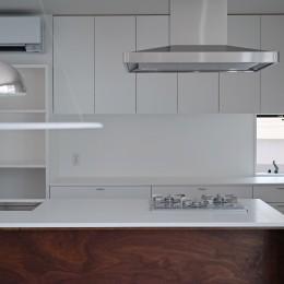 武蔵浦和の家 (キッチン)