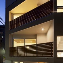 建築家 井東 力の事例「松が谷の家」