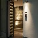松が谷の家の写真 玄関