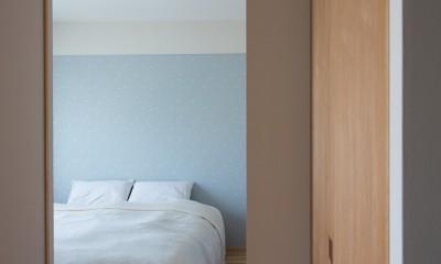 吉祥寺Nさんの家 (ベッドルーム)