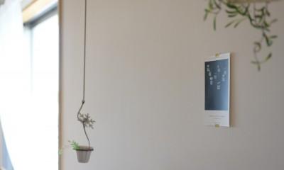 文京区Iさんの家 (壁面はホタテ塗装)