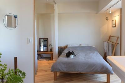 寝室 (文京区Iさんの家)