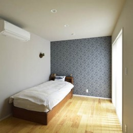 耐震x温熱xスケルトンリフォーム (2階の寝室)