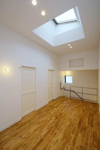 2階 ホール (豊橋 八町通りの家)
