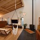 蒲郡 旭町の家の写真 リビング - キッチン