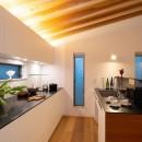 蒲郡 旭町の家の写真 キッチン