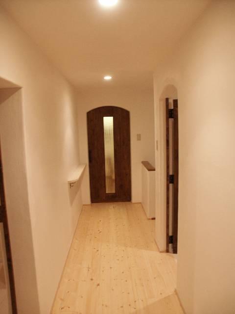 【豊中市】旧家の日常スペースをリノベーション (廊下)