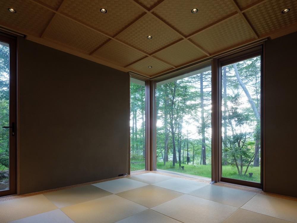 OJ山荘 (和室)
