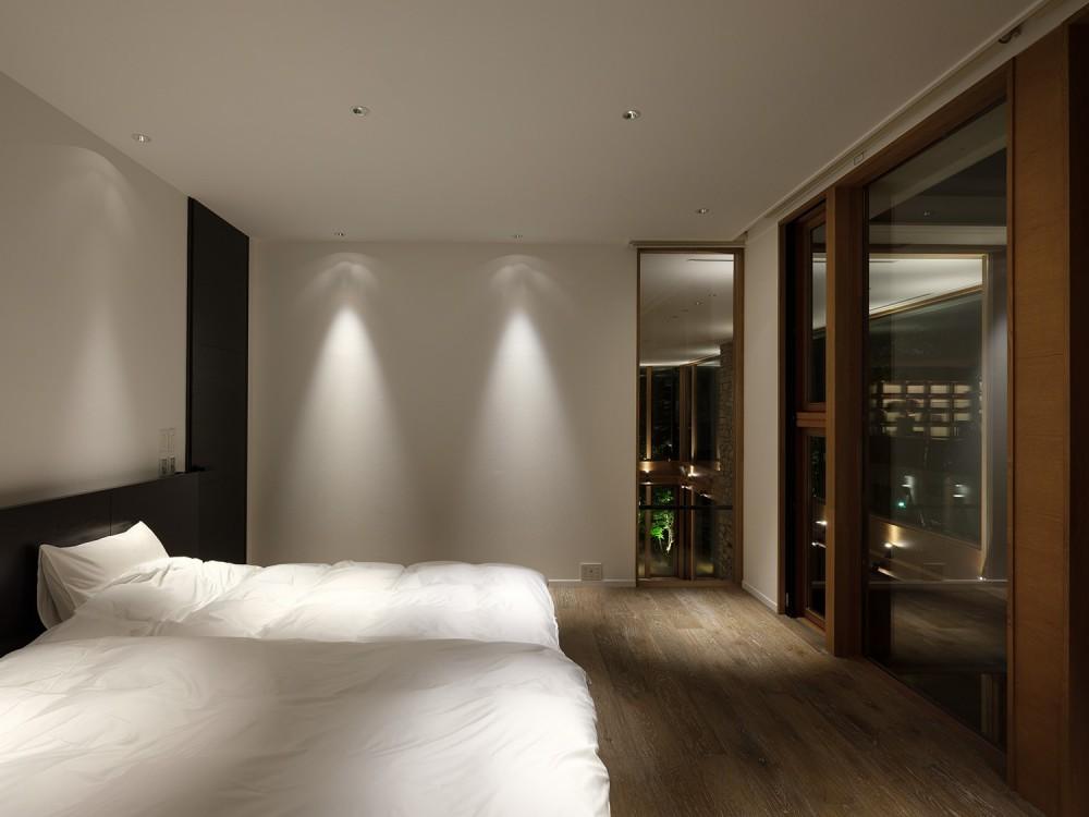 OJ山荘 (寝室)