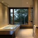OJ山荘の写真 浴室