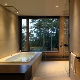 OJ山荘 (浴室)