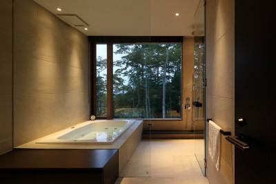 浴室 (OJ山荘)