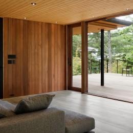 鶴溜山荘2 (LDK)