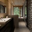 鶴溜山荘2の写真 洗面所