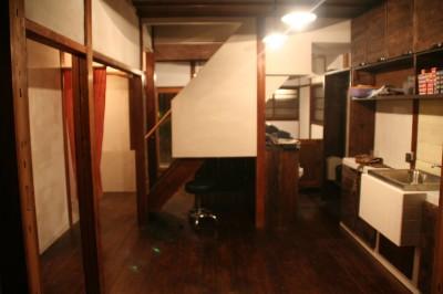 フリースペース (【摂津市 店舗】純和風の古民家の特長を最大活用しリノベーション)