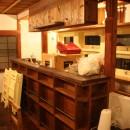 木のめ舎の住宅事例「【摂津市 店舗】純和風の古民家の特長を最大活用しリノベーション」
