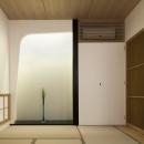 松が谷の家の写真 親世帯和室