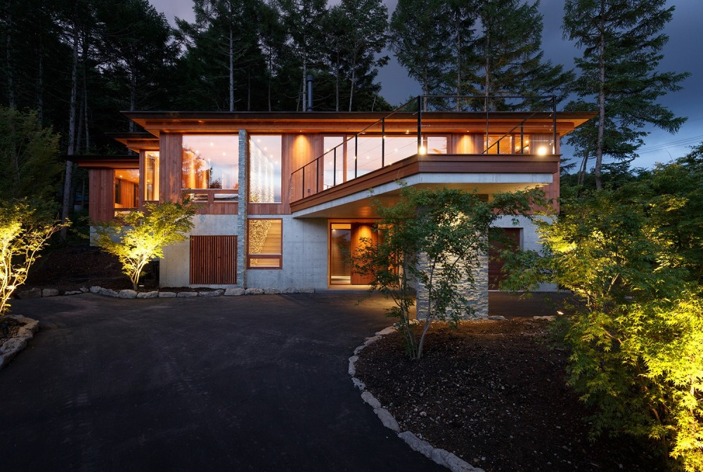 太陽の森山荘 (外観)