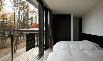 KB山荘 (寝室)