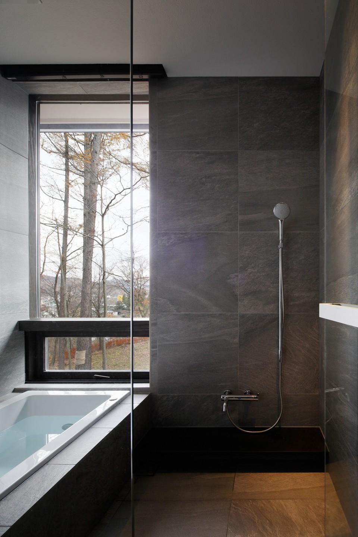 KB山荘 (浴室)