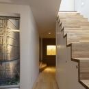 松が谷の家の写真 廊下