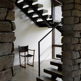 AM山荘 (階段)