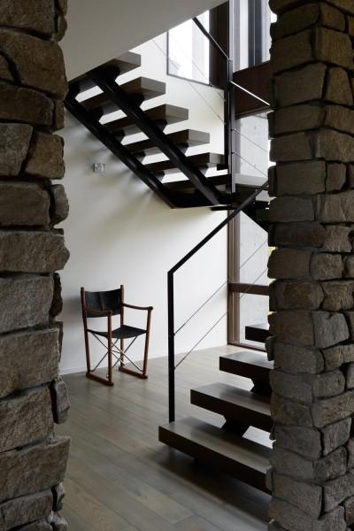 階段 (AM山荘)