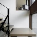 AM山荘の写真 階段