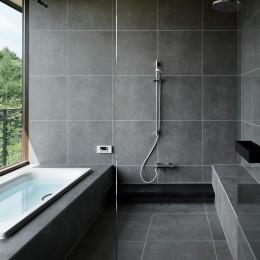 AM山荘 (浴室)