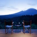 AM山荘の写真 テラス