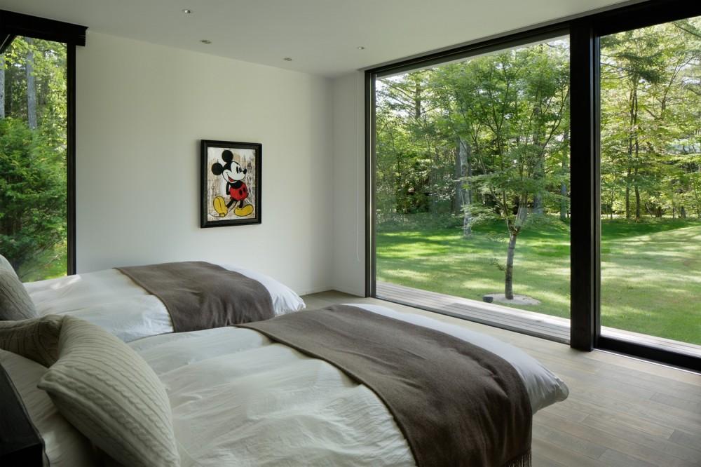 SM山荘 (寝室)