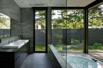 浴室 (SM山荘)