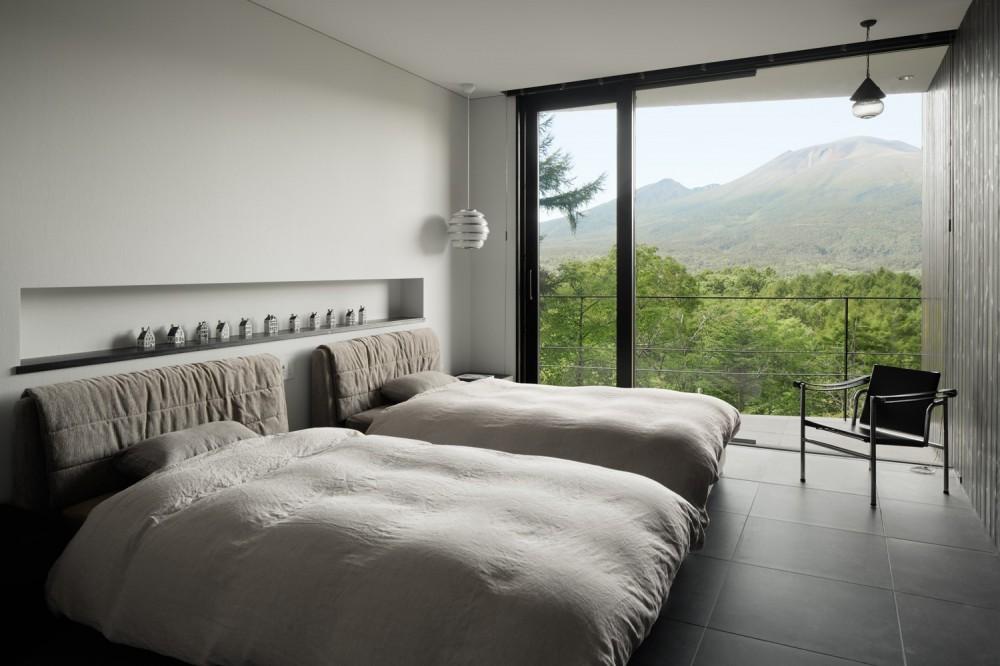 KI山荘 (寝室)