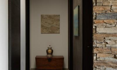 KI山荘 (廊下)